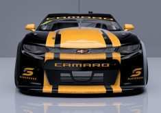 2020 Chevy Camaro Competition Arrival