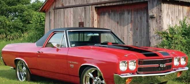 71 The Best 2020 Chevy El Camino New Review
