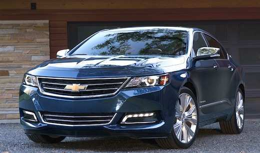 71 The Best 2020 Chevy Impala SS Exterior And Interior