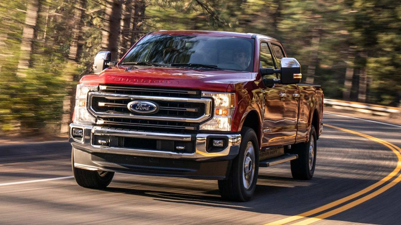 71 The Best 2020 Ford Super Duty New Model And Performance