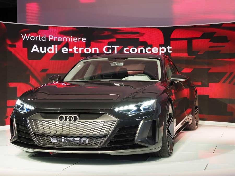 71 The Best Audi E Tron Gt Price 2020 First Drive