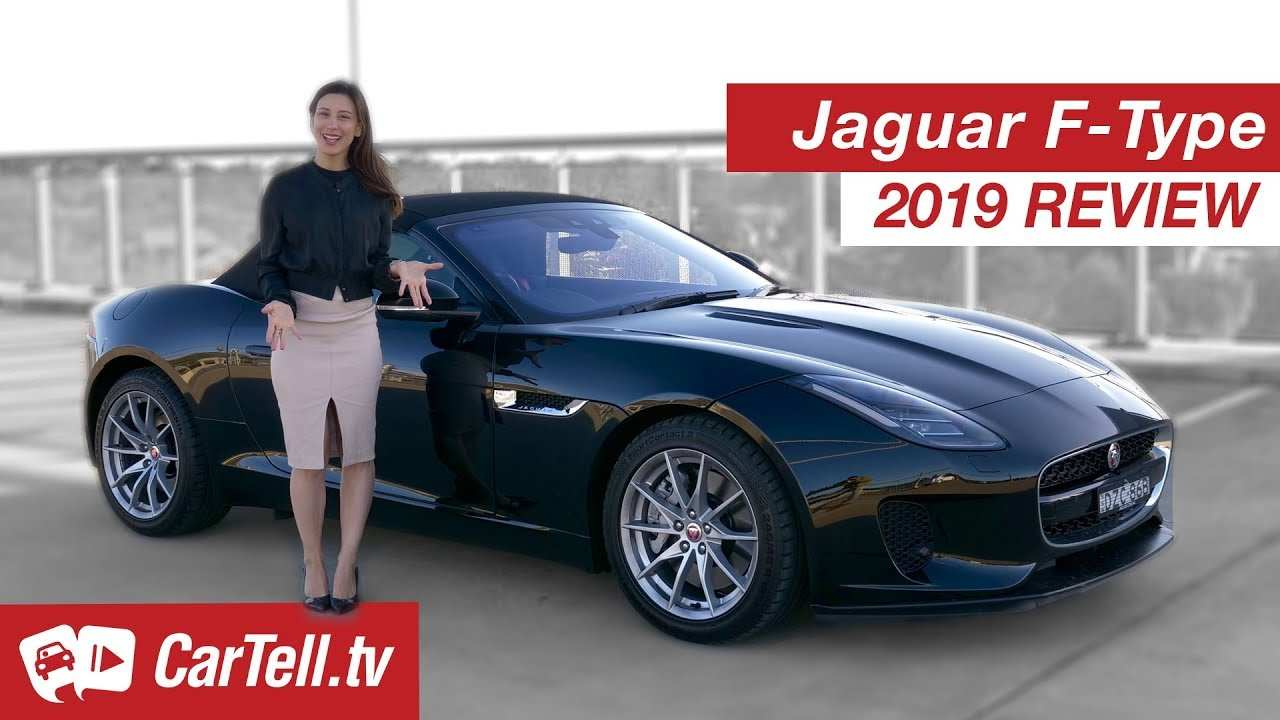71 The Best Jaguar F Type 2019 Review First Drive