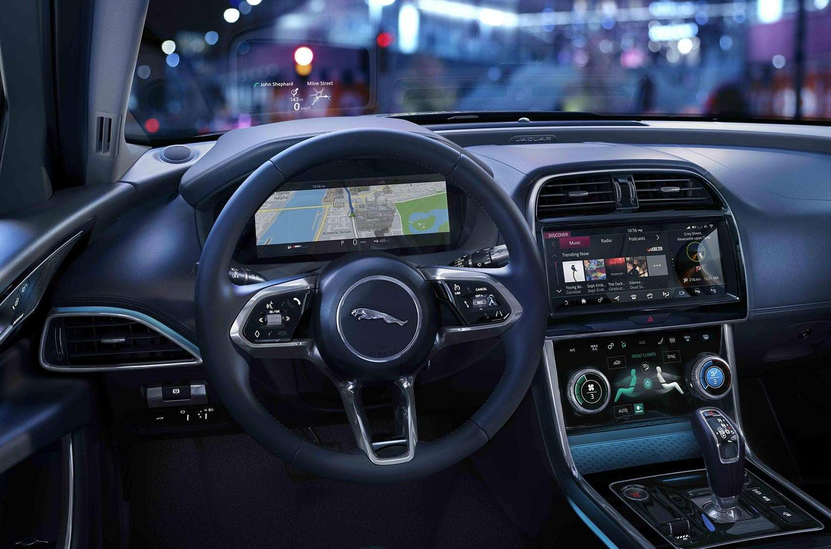 71 The Best Jaguar Xe 2019 Interior Style