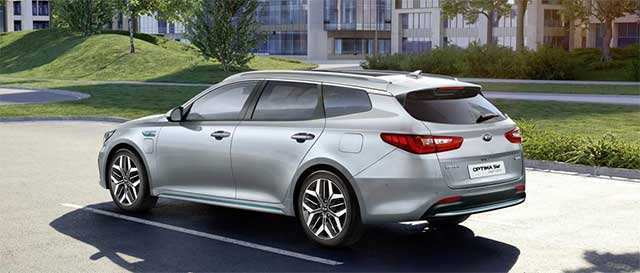 71 The Best Kia Optima Phev 2020 First Drive