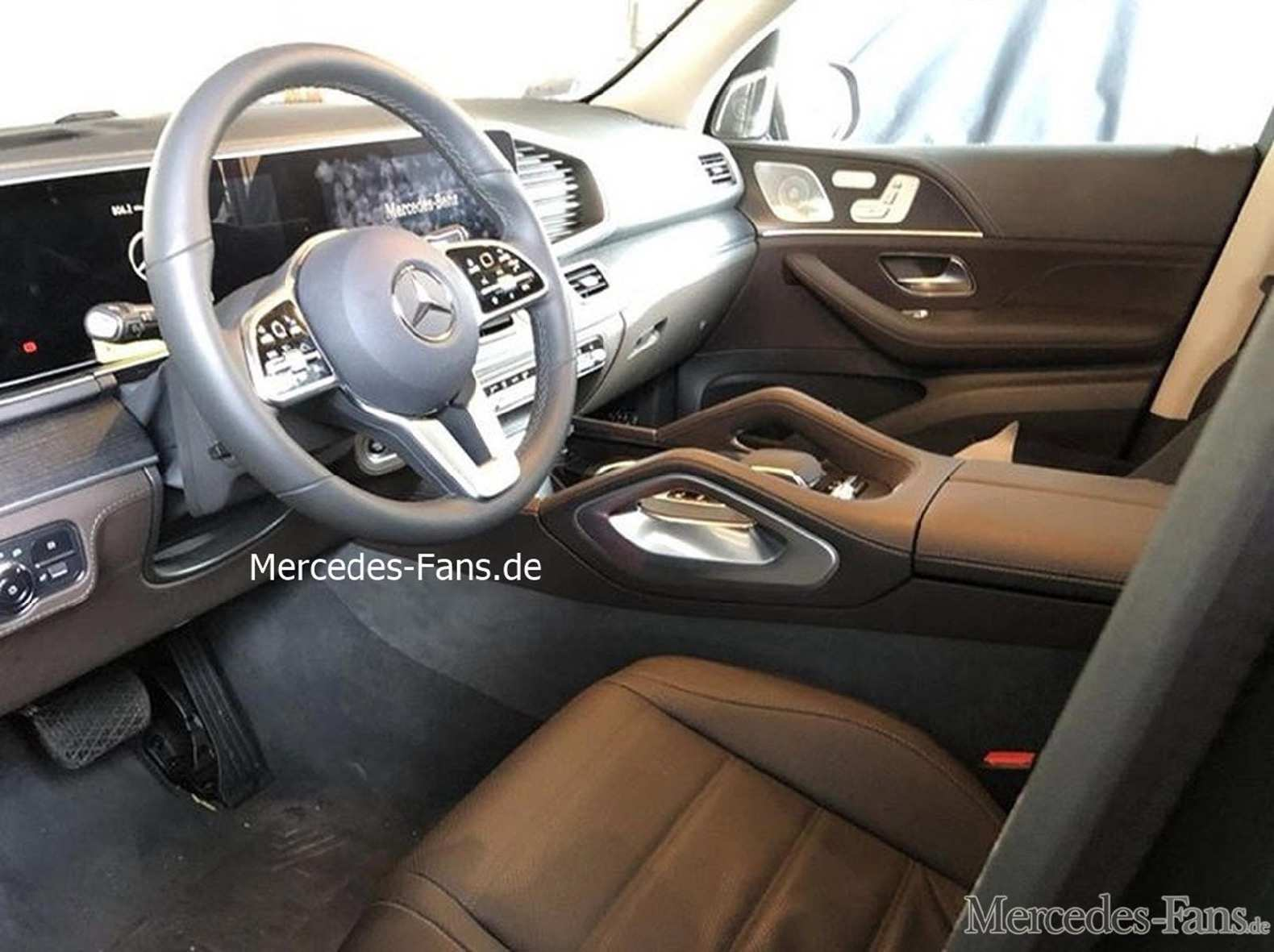 71 The Best Mercedes Gle 2019 Interior Specs