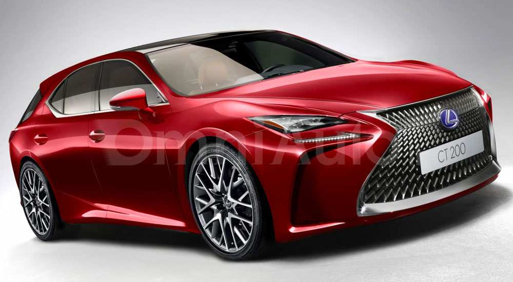 71 The Best New Lexus Ct 2019 Redesign