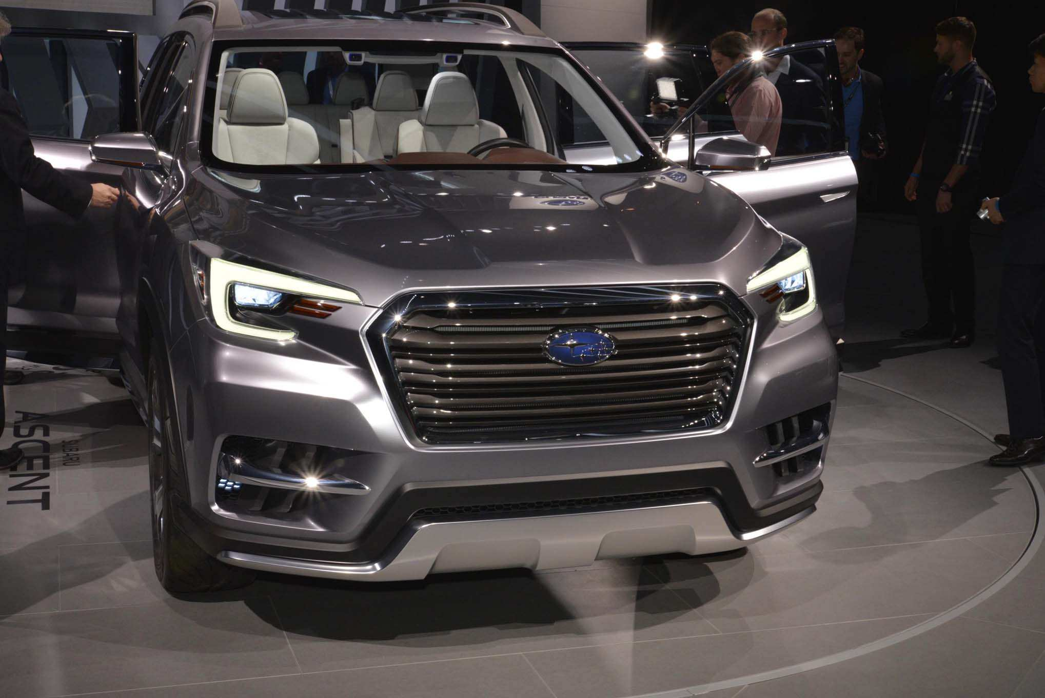 71 The Best Subaru Ascent 2019 Engine New Concept