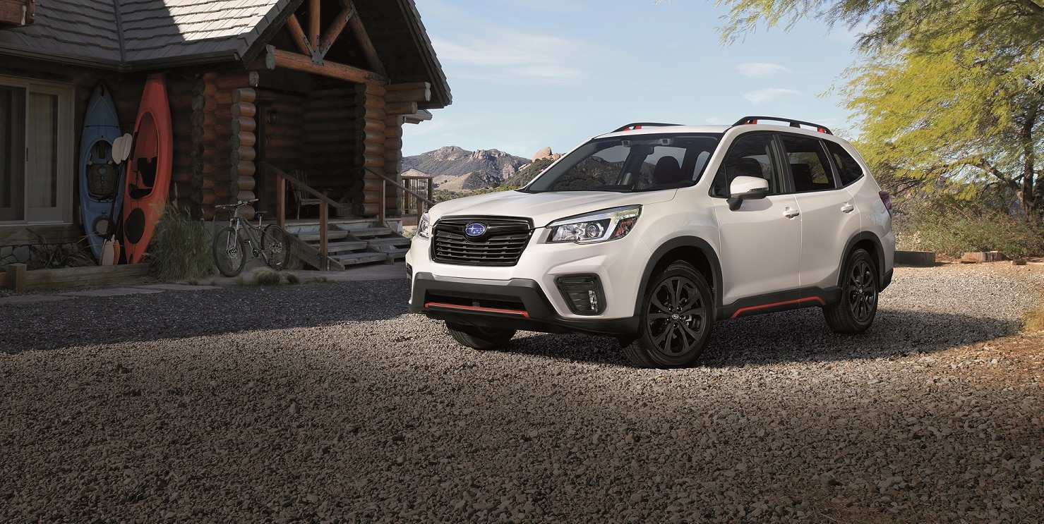 71 The Best Subaru Forester 2019 Ground Clearance Picture