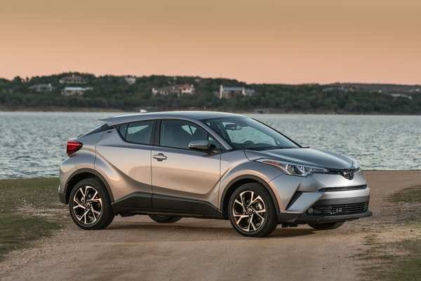71 The Best Toyota Chr 2020 Concept