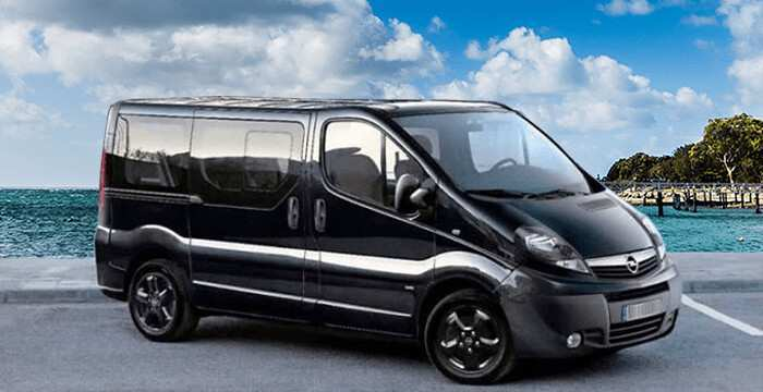 71 The Chevrolet Express Van 2020 Picture