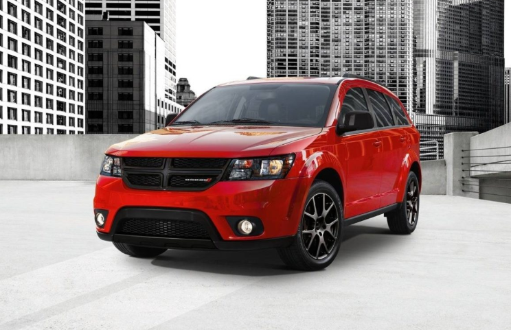 71 The Dodge Journey 2020 Colombia Performance
