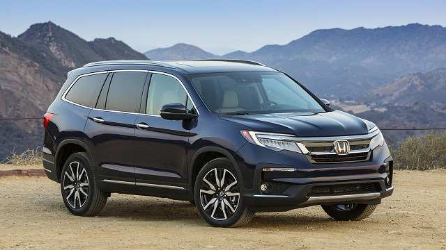71 The Honda Pilot 2020 Interior Images