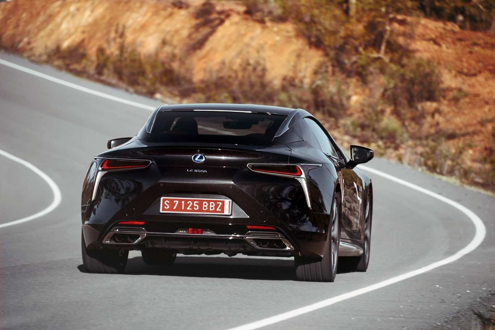 71 The Lc Lexus 2019 Review