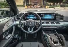 Mercedes Gle 2019 Interior
