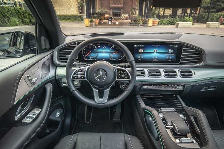 71 The Mercedes Gle 2019 Interior First Drive