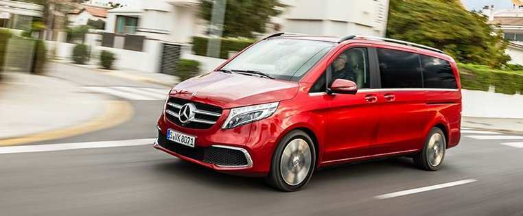 71 The Mercedes V Klasse 2019 Configurations