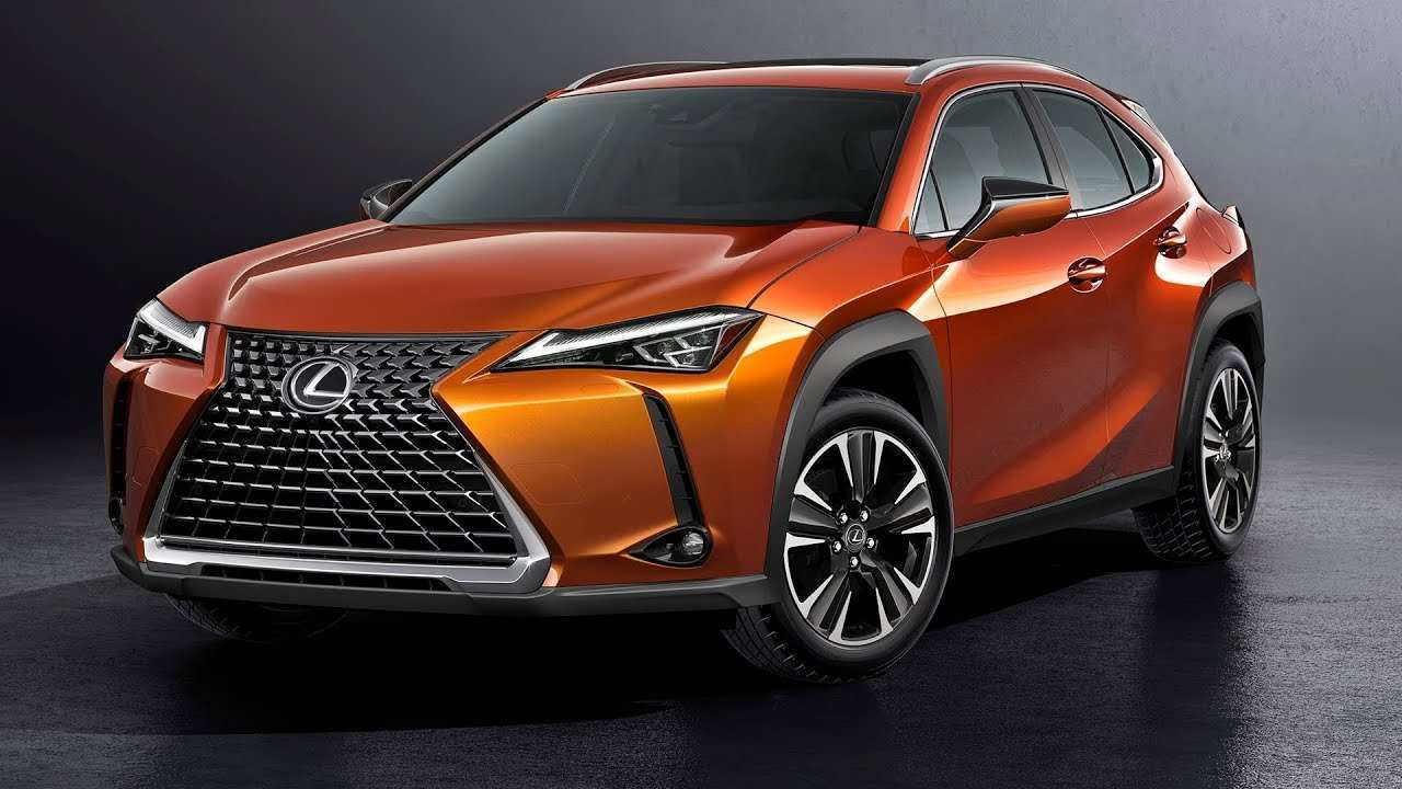 71 The When Lexus 2019 Come Out Images