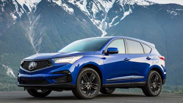 72 A 2019 Acura RDX Release Date