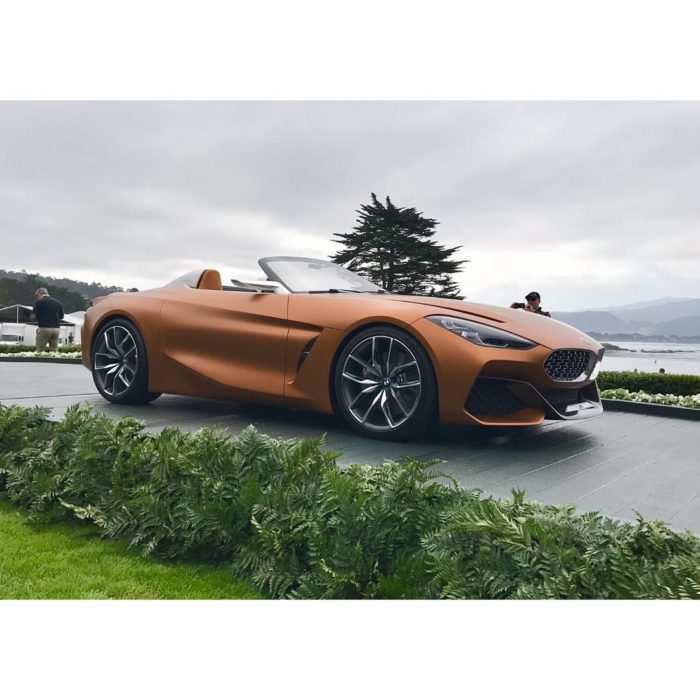 72 A 2019 BMW Z4 M Roadster Ratings