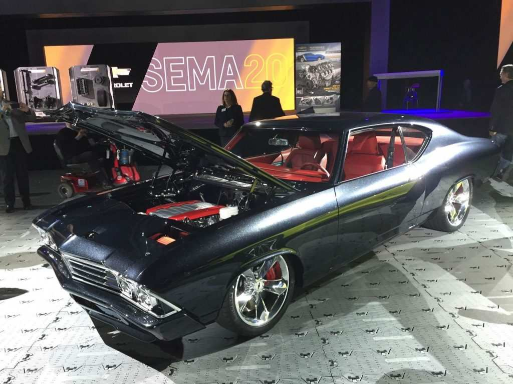 72 A 2019 Chevelle Redesign