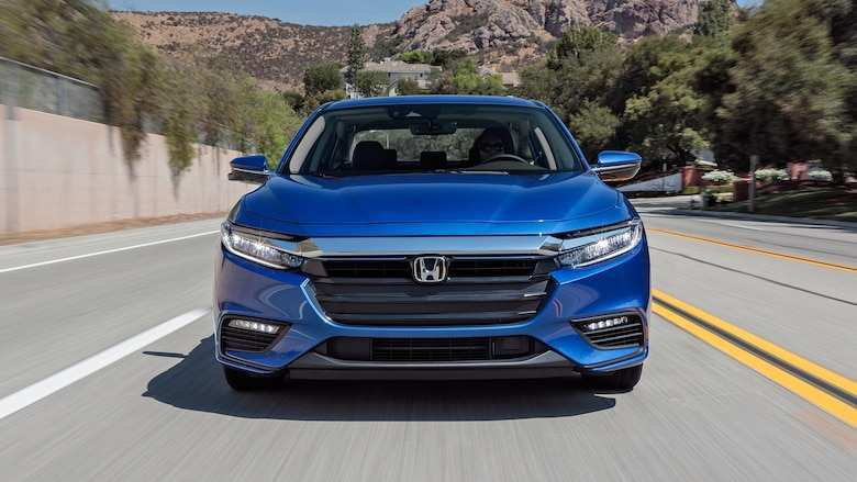 72 A 2019 Honda Insight Release Date And Concept