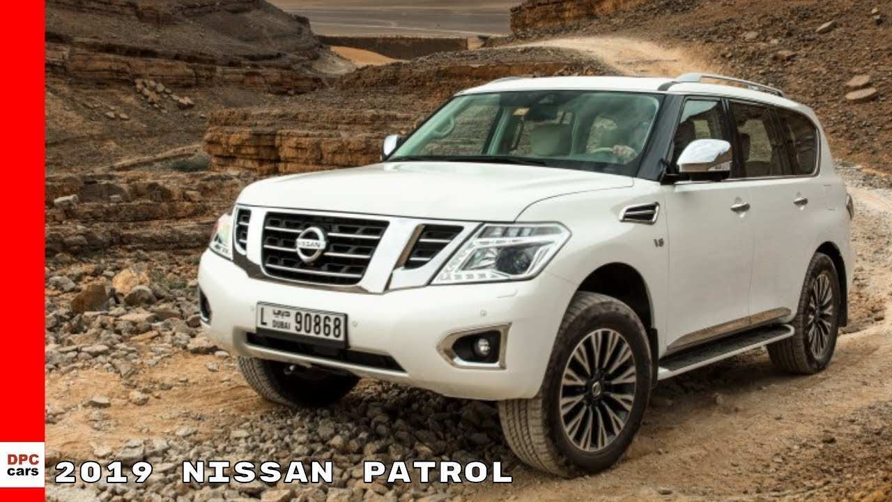 72 A 2019 Nissan Patrol New Model And Performance