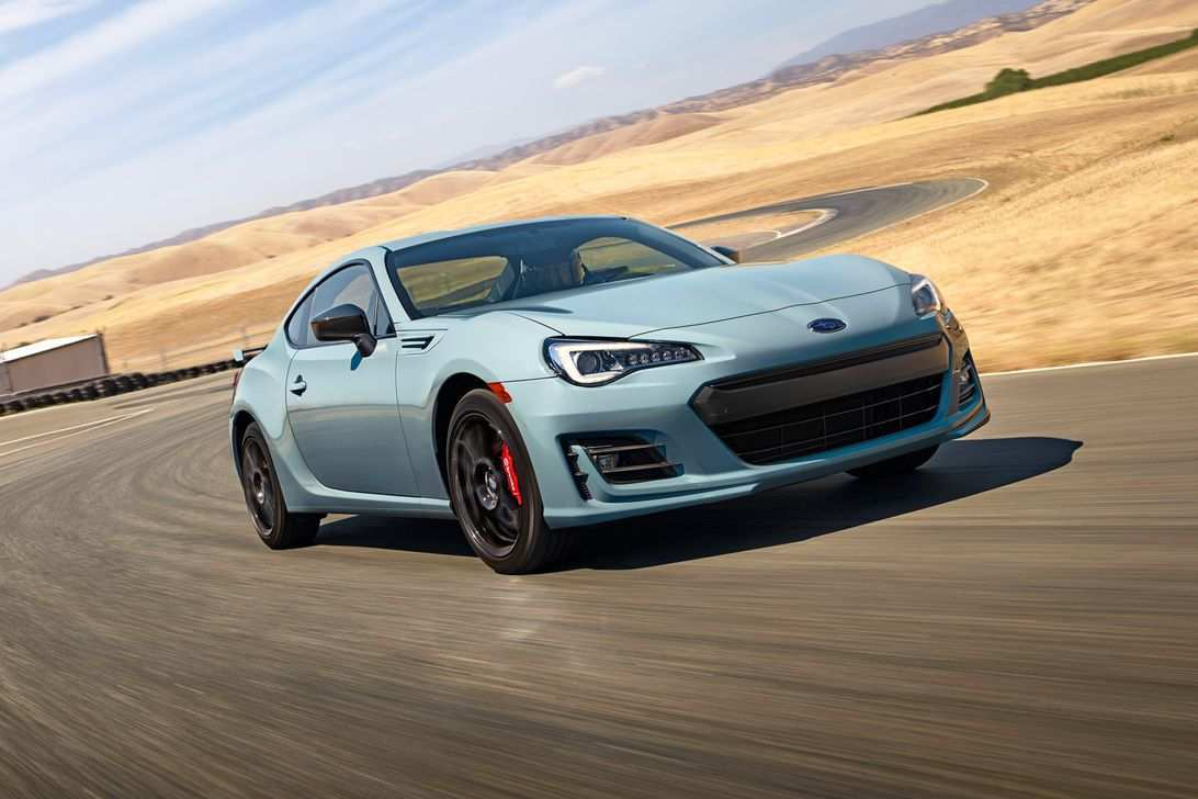 72 A 2019 Subaru Brz Sti Speed Test