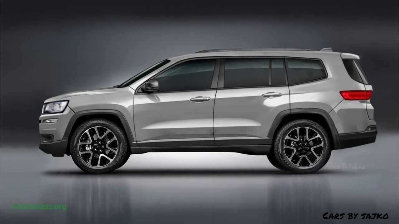 72 A 2019 The Jeep Grand Wagoneer Price And Review