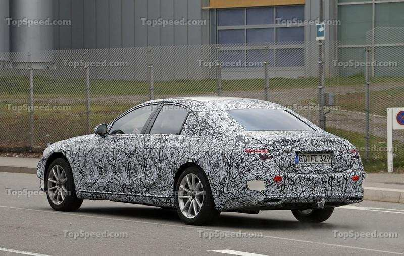 72 A 2019 The Spy Shots Mercedes E Class Exterior And Interior