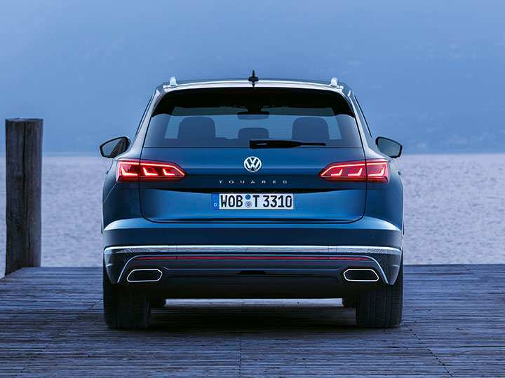 72 A 2019 VW Touareg Performance And New Engine