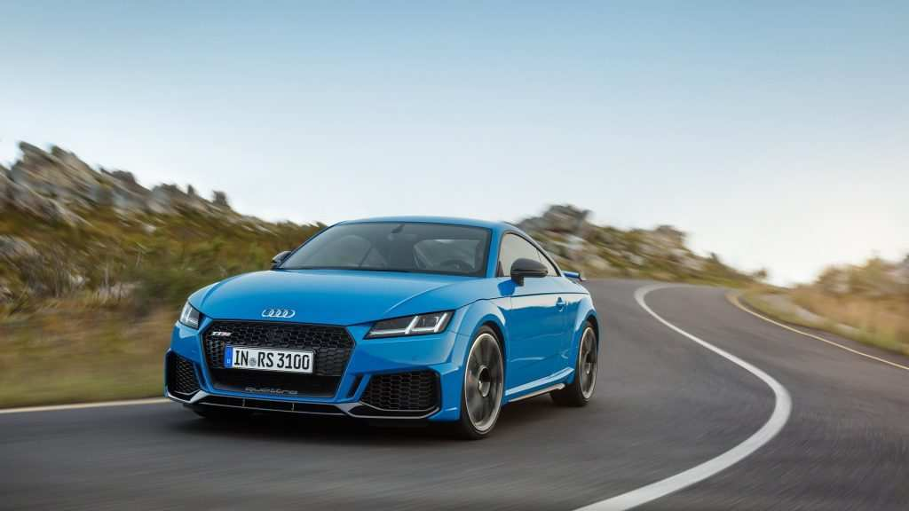 72 A 2020 Audi TTS Speed Test