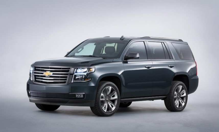 72 A 2020 Chevy Tahoe Z71 Ss Concept