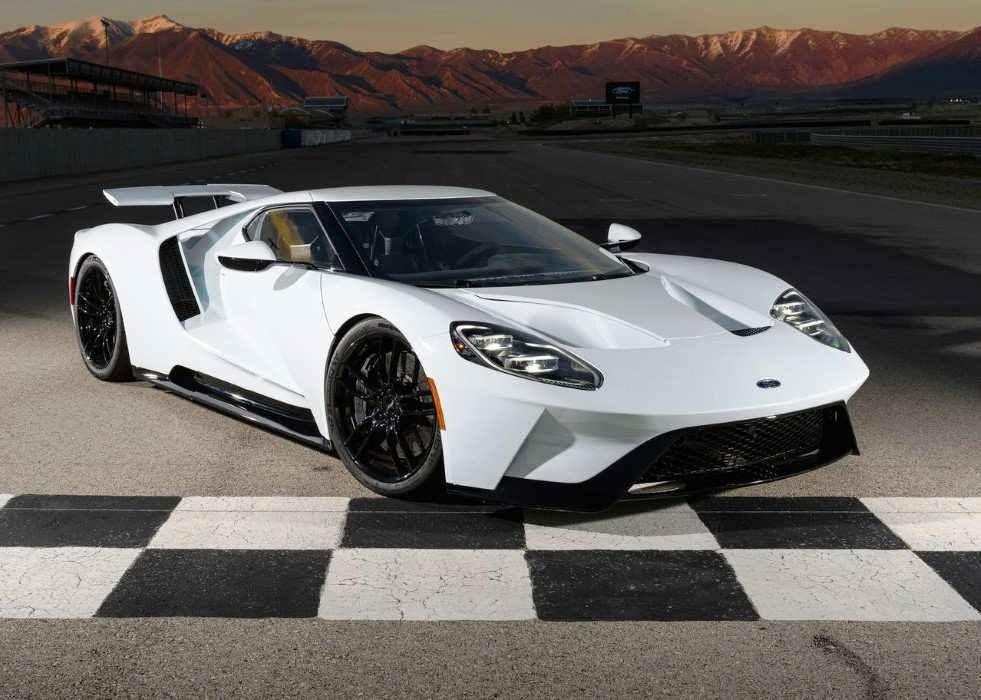 72 A 2020 Ford GT Redesign And Review