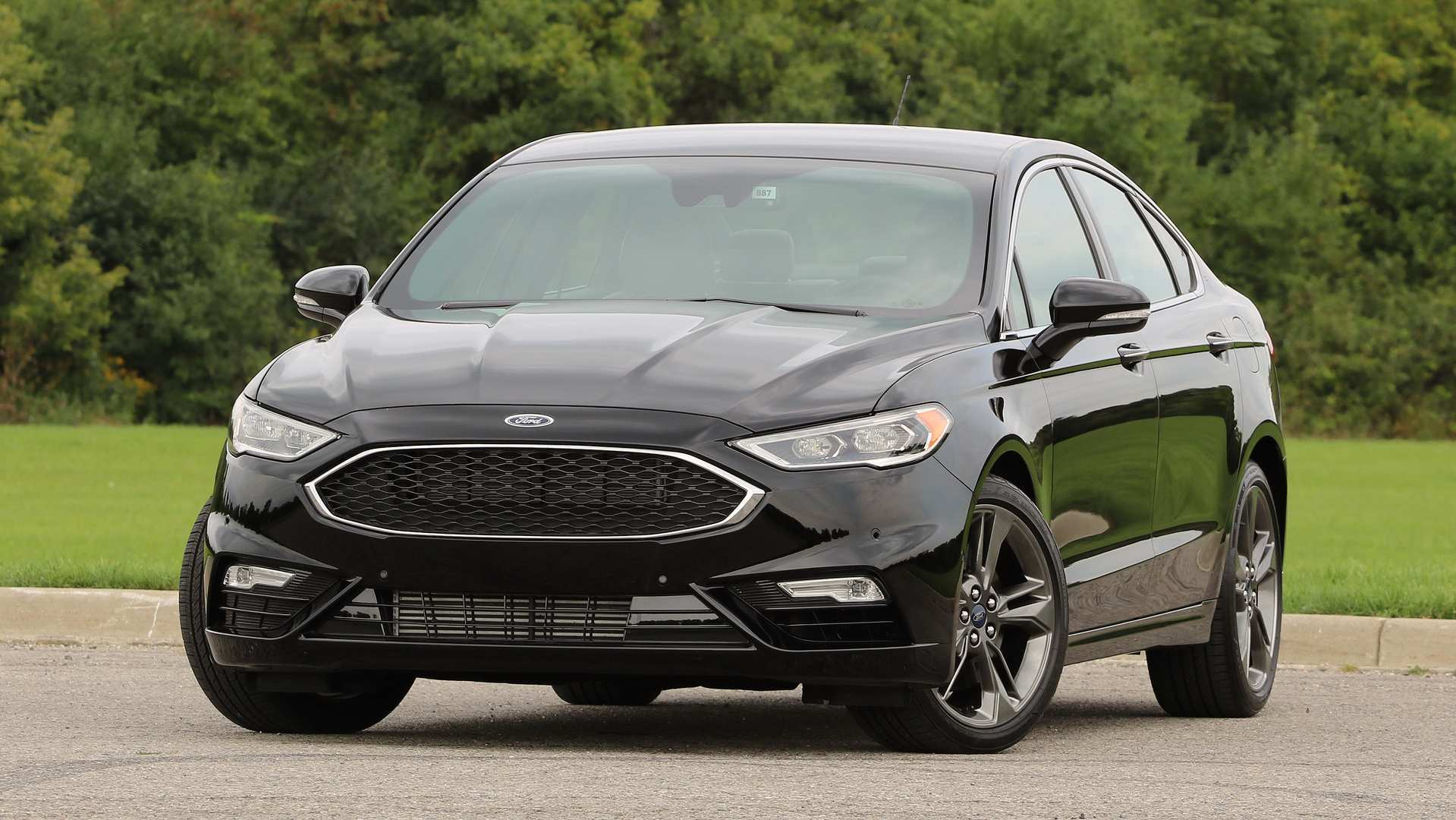 72 A 2020 Ford Mondeo Images