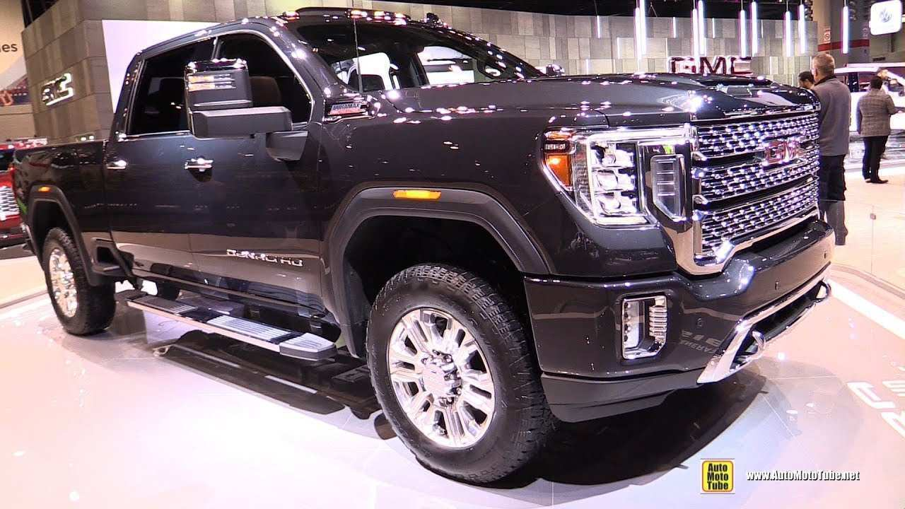 72 A 2020 GMC 2500 Videos Review And Release Date