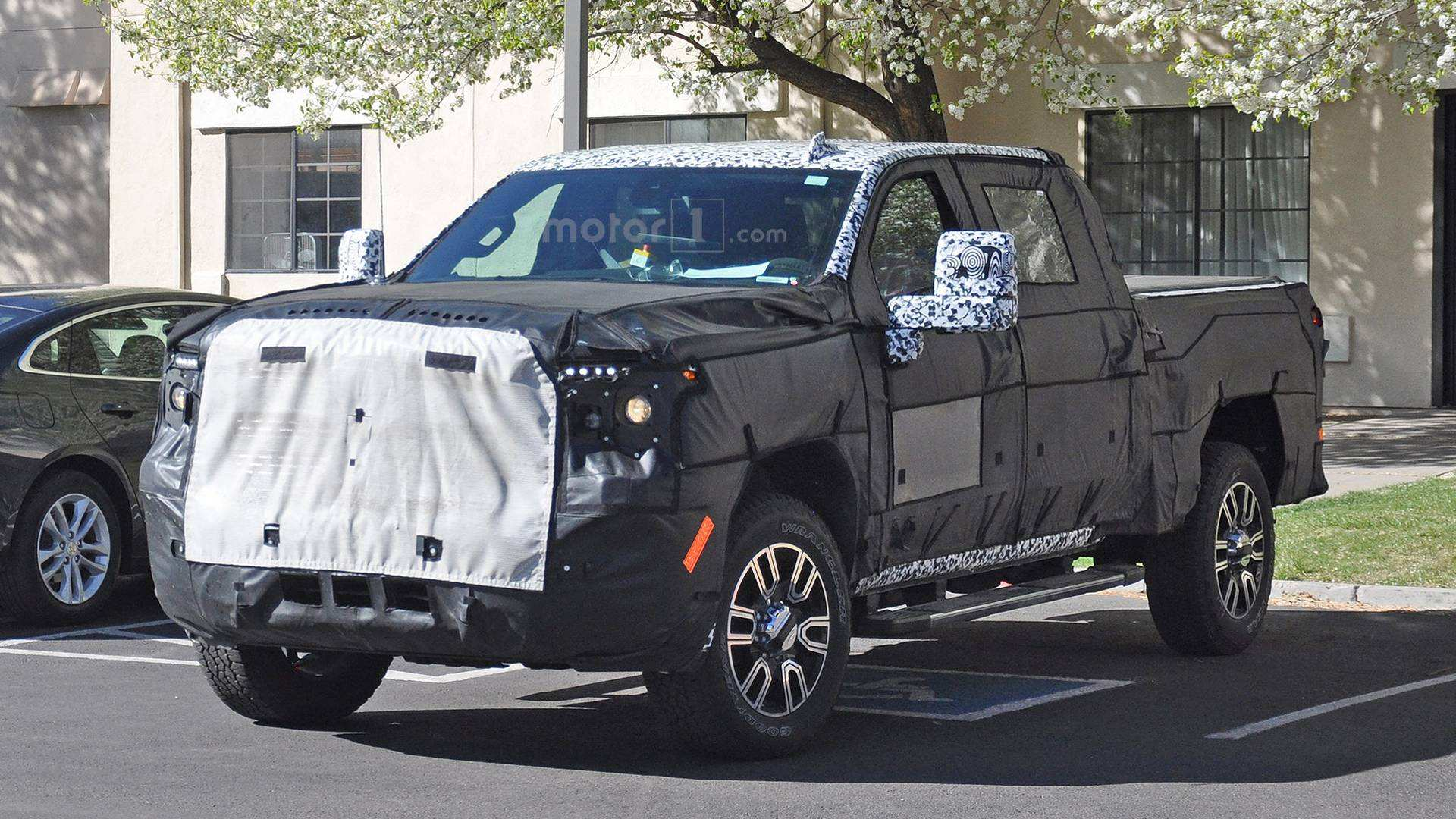 72 A 2020 GMC Sierra 2500Hd Body Styles Price And Release Date
