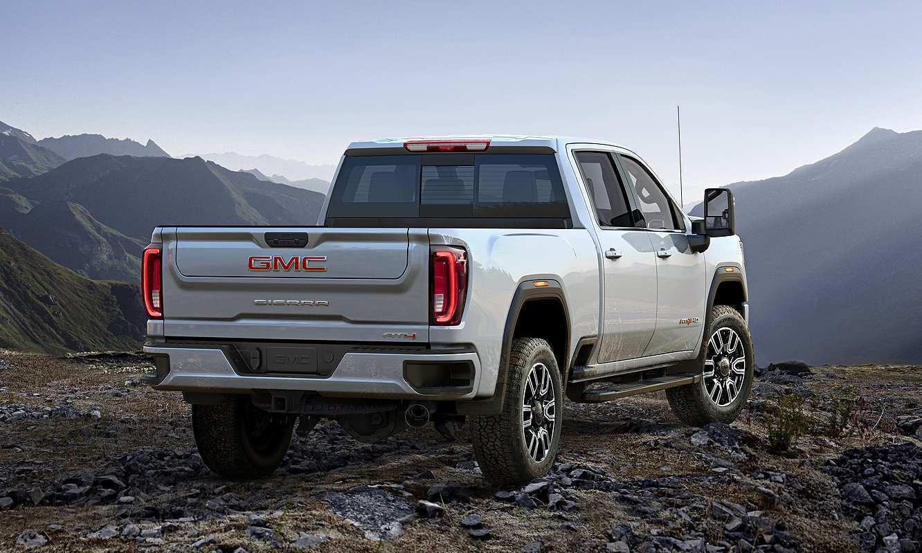 72 A 2020 GMC Sierra Hd At4 Price Design And Review