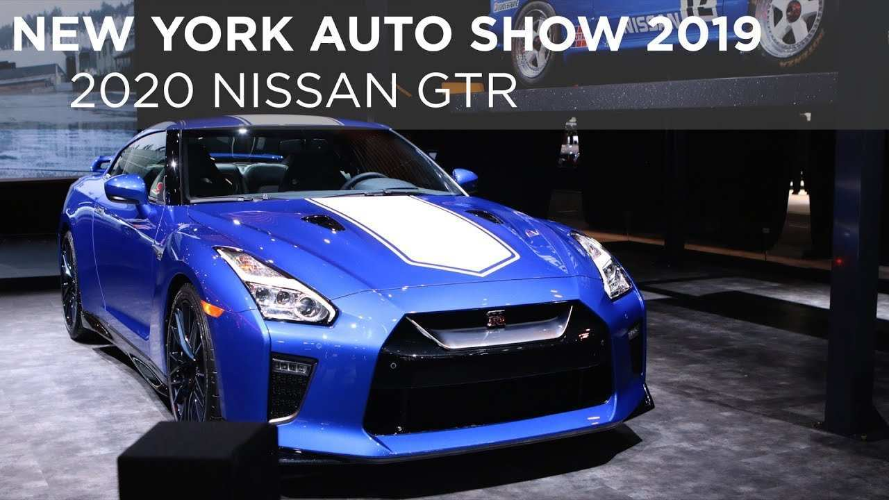 72 A 2020 Nissan Gt R Configurations