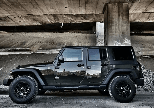 72 A Jeep Unlimited 2020 Pictures