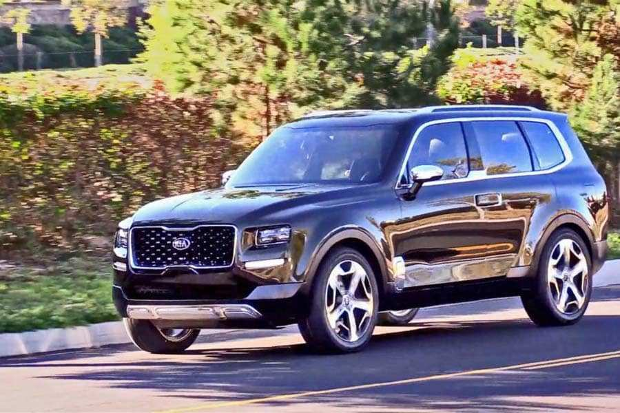72 A Kia Suv 2020 Telluride Review And Release Date