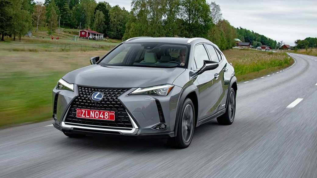 72 A Lexus 2019 Review Images