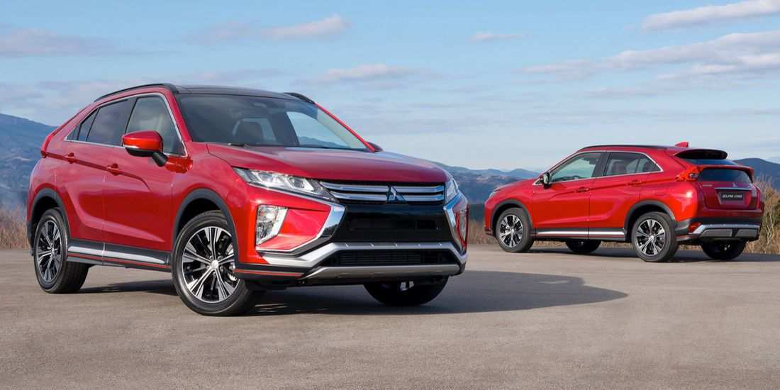 72 A Mitsubishi Eclipse Cross Hybrid 2020 Exterior