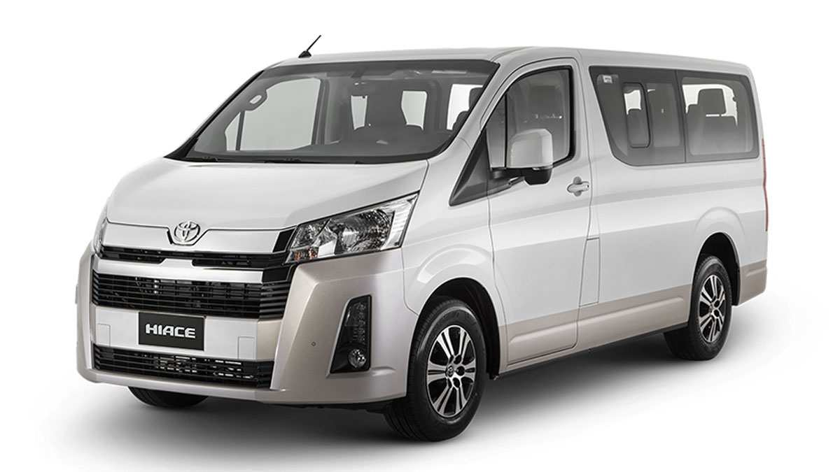 72 A Toyota Hiace 2019 Engine