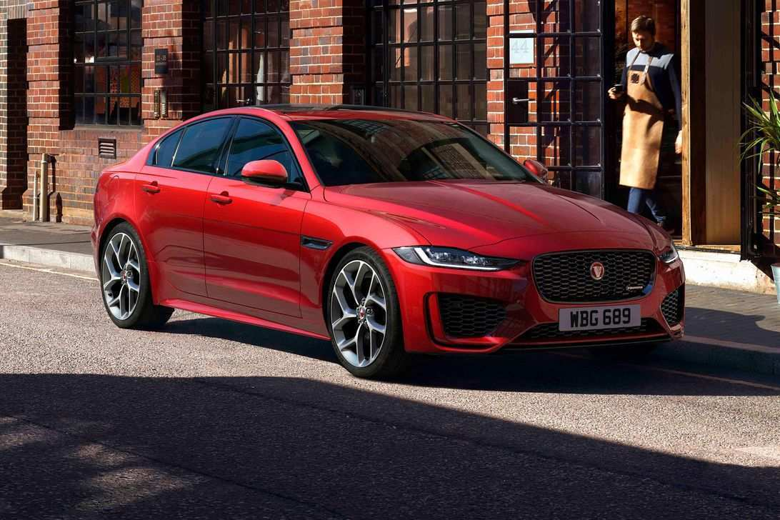 72 All New 2019 All Jaguar Xe Sedan Concept