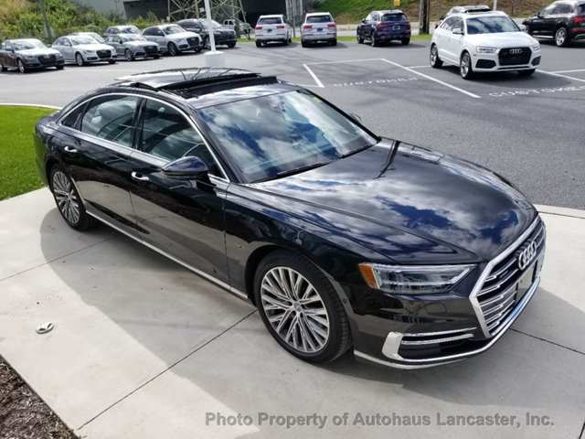 72 All New 2019 Audi A8 New Review