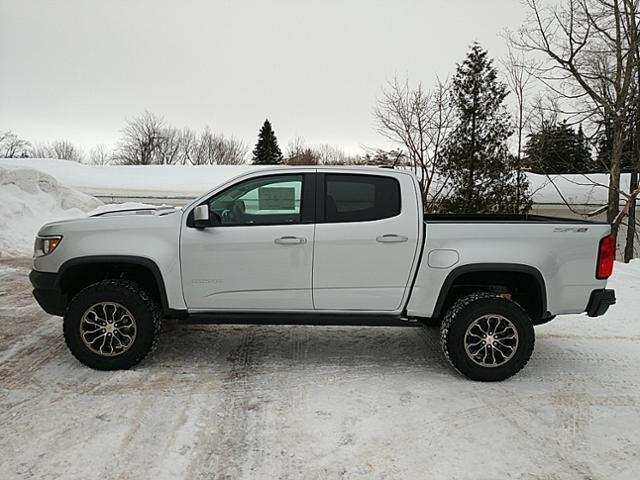72 All New 2019 Chevrolet Colorado New Model And Performance