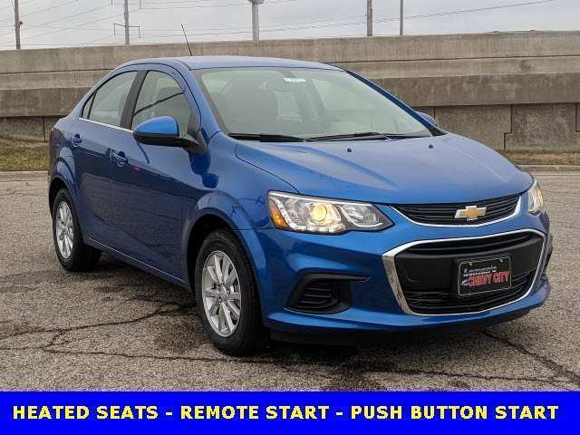 72 All New 2019 Chevy Sonic Configurations
