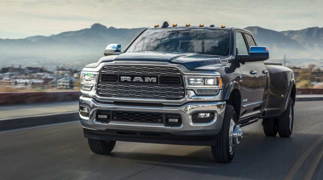 72 All New 2019 Dodge Ram Truck Style