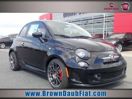 72 All New 2019 Fiat 500 Abarth First Drive