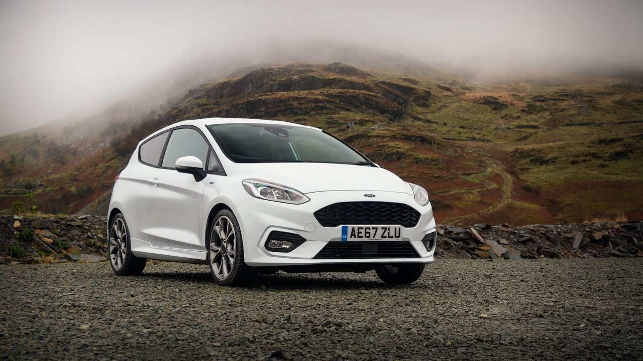 72 All New 2019 Fiesta St Model